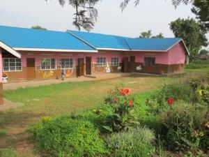 The Beautiful New Preschool at Kasiisi